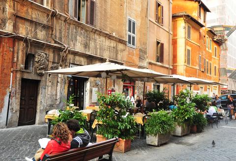 Joodse wijk Rome